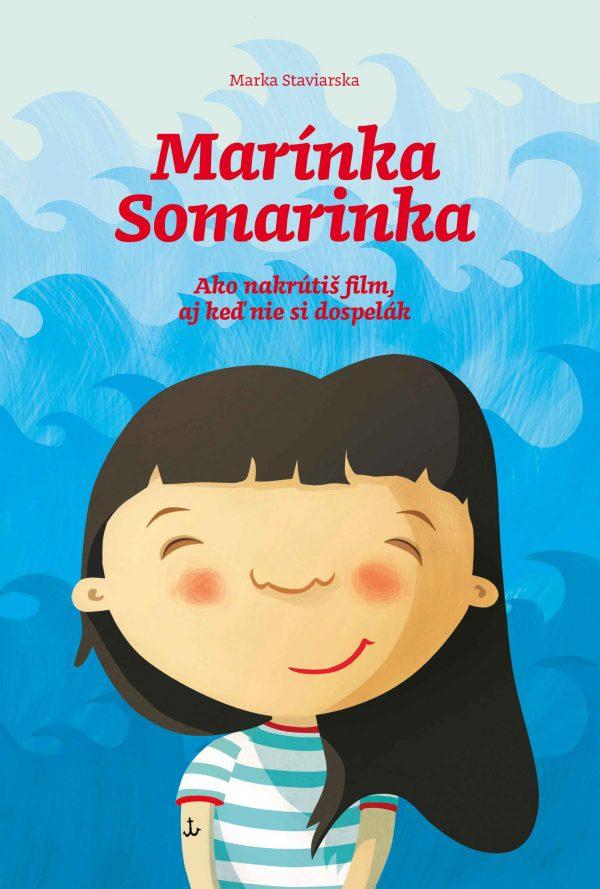 obálka knihy Marínka Somarinka