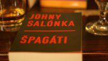 Kniha Špagáti