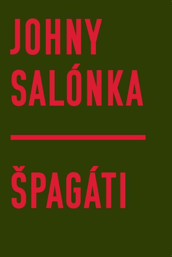 Obálka knihy Špagáti