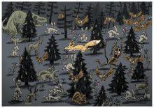Strašidený les