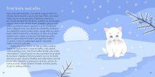 Prvé biele mačiatko