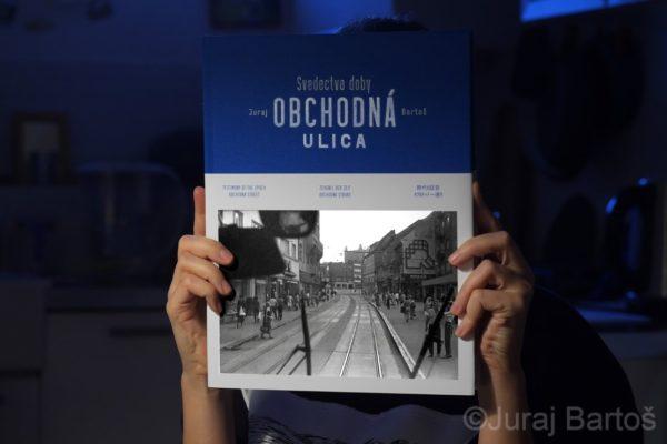 kniha Obchodná ulica